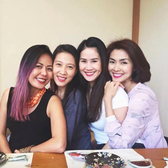 Hà Tăng, Phạm Anh Khoa, hội bạn thân, sao Việt