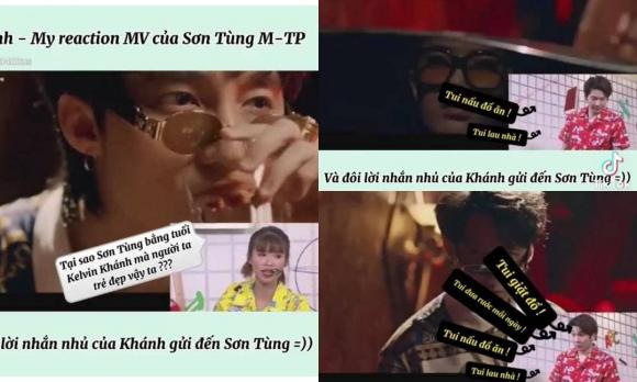 Sơn Tùng, Khởi My, Kelvin Khánh,