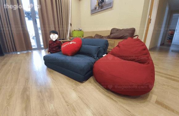 sofa giường ngủ thông minh, sofa đẹp, thế giới sofa