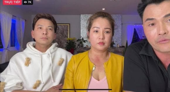 nguyên khoa xe ôm, danh hài Thúy Nga, livestream đấu tố, Quỳnh Như, diễn viên Hoàng Anh