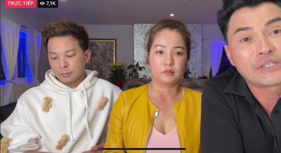 Thúy Nga, Quỳnh Như, Hoàng Anh, Ly hôn.