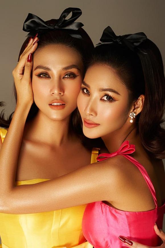 siêu mẫu võ hoàng yến, siêu mẫu Hoàng Thuỳ, sao Việt