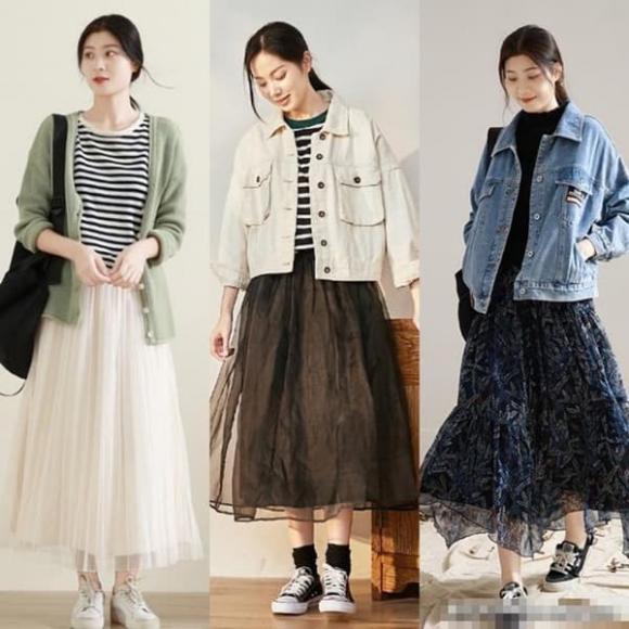 thời trang mùa xuân, xu hướng mùa xuân, thời trang mùa xuân đẹp