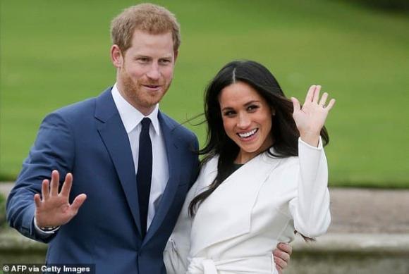 meghan markle, nữ hoàng Anh, harry meghan
