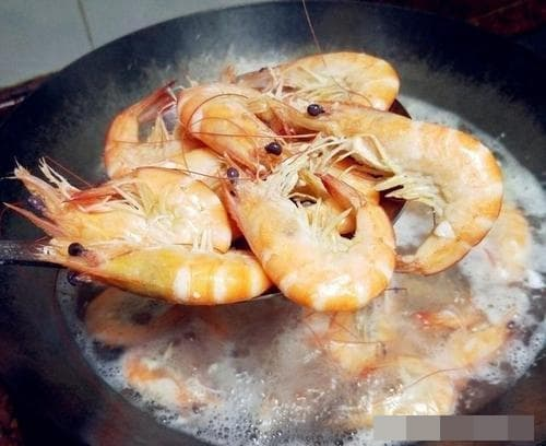 nấu tôm, hải sản, dạy nấu ăn