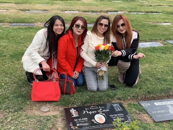 ca sĩ Ngọc Lan, vợ cũ Bằng Kiều, Trizzie Phương Trinh