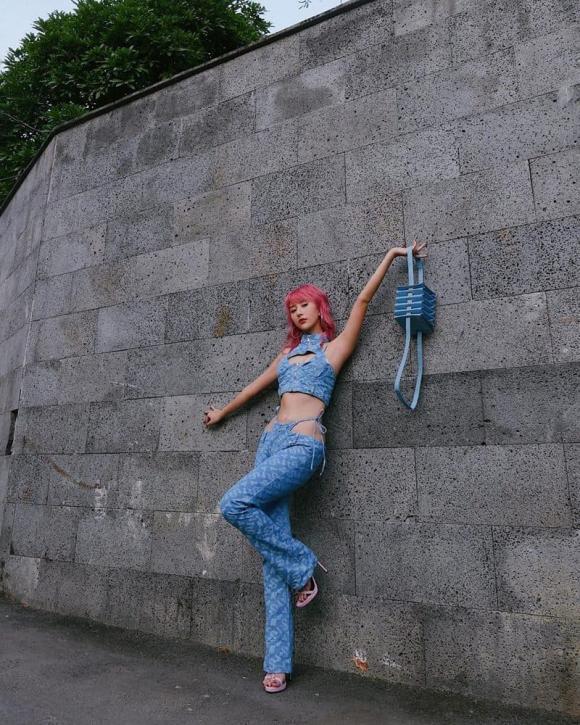 Quỳnh Anh Shyn, hot girl Hà thành, thời trang, quần đuôi cá voi