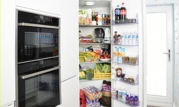 tủ lạnh, thực phẩm, sử dụng tủ lạnh, an toàn thực phẩm, bảo quản