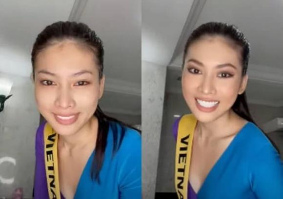 Ngọc Thảo tự tin khoe mặt mộc, người đẹp Indonesia bị phát hiện gian lận tại Hoa hậu Hòa bình Quốc tế