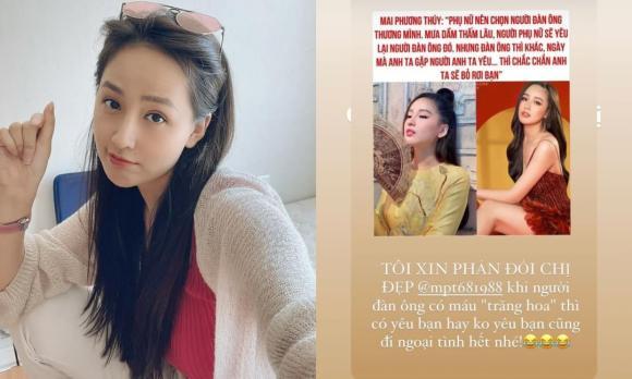 hoa hậu Mai Phương Thuý, ca sĩ Noo Phước Thịnh, sao Việt