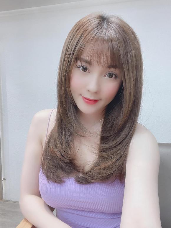 Âu Hà My, giảng viên hot girl, vợ cũ của Trọng Hưng