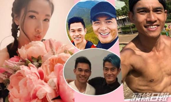 Quách Phú Thành,  Quách Phú Thành và vợ, sao Hoa ngữ