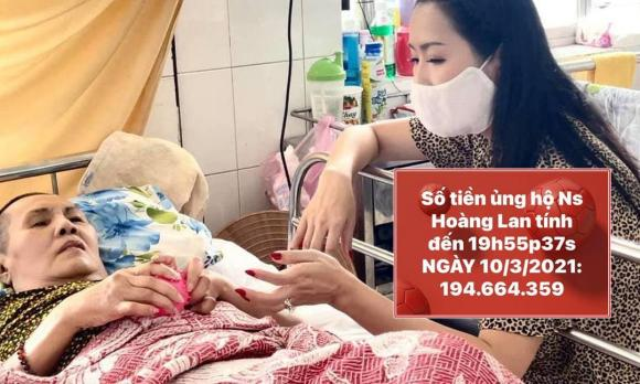 NS Hoàng Lan, sao Việt