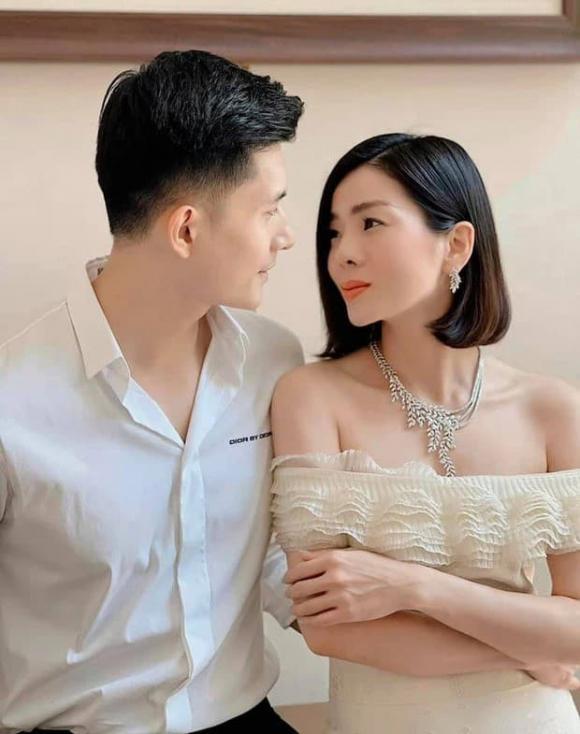 Lệ Quyên, Lâm Bảo Châu Sao Việt, Hẹn hò,