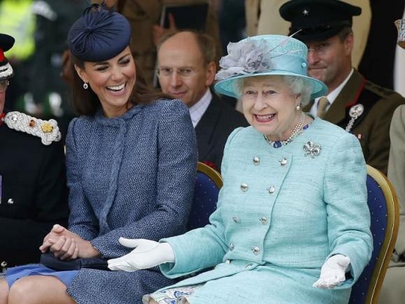 meghan markle, nữ hoàng anh, công nương kate