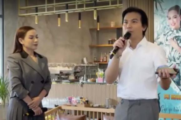 ca sĩ Hồ Văn Cường, ca sĩ Phi Nhung, sao Việt