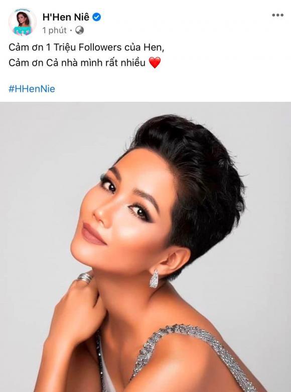 H'Hen Niê, Hoa hậu, Sao Việt,