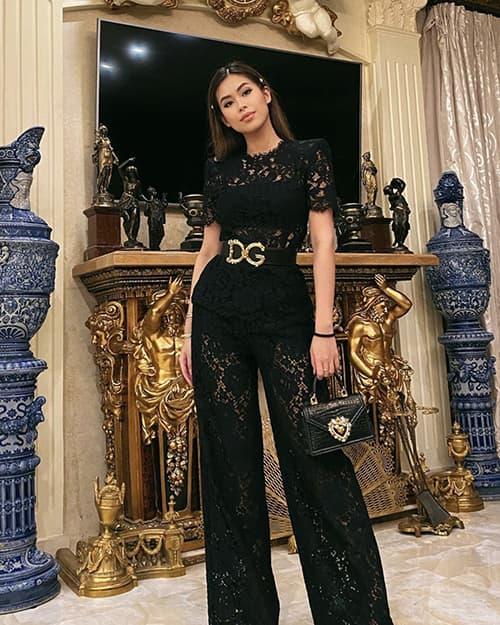 em chồng Hà Tăng, Tiên Nguyễn, thời trang sao Việt