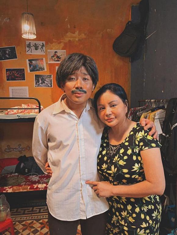 danh hài Trấn Thành, nghệ sĩ hài Lê Giang, sao Việt