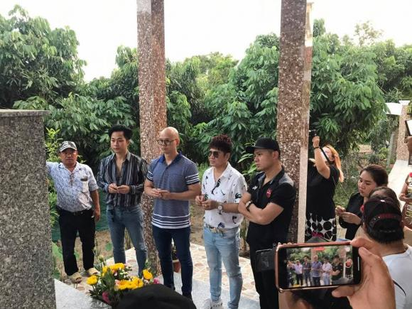Linh Lan, Nam ca sĩ, Vân Quang Long, Qua đời,