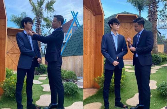 Huy Khánh, con trai Huy Khánh, sao việt