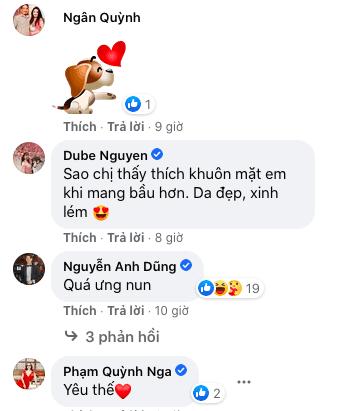 Bảo Thanh, chồng, bụng bầu sexy, sao Việt