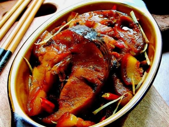 cá kho, cách nấu cá kho, món ngon