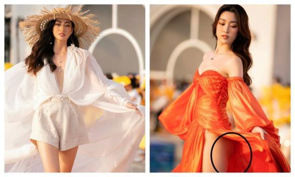 Hoa hậu Lương Thùy Linh, thời trang sao việt