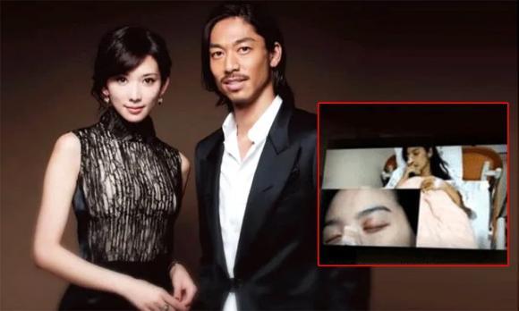 Lâm Chí Linh, Lâm Chí Linh và chồng, sao hoa ngữ