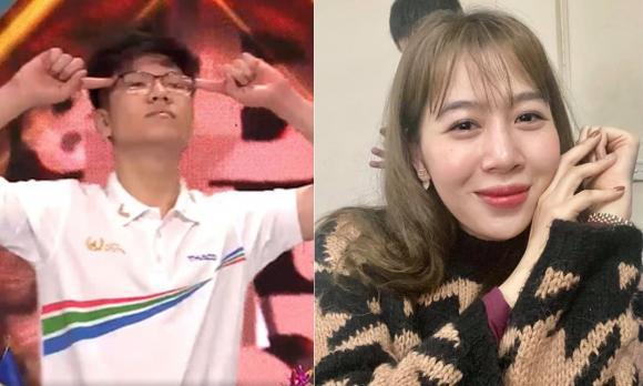 MC Diệp Chi, MC Khánh Vy, Đường Lên Đỉnh Olympia