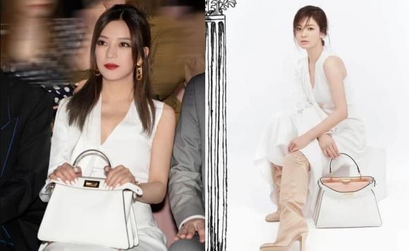 triệu vy, song hye kyo, thời trang song hye kyo