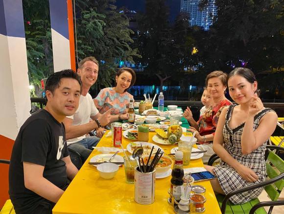 Thảo Trang, bạn trai Tây của Thảo Trang, sao Việt