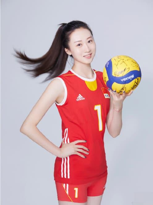 nữ thần, bóng chuyền, sao trung quốc, hình xăm nhạy cảm