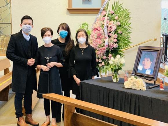 Lệ Thu, con gái, qua đời, sao Việt