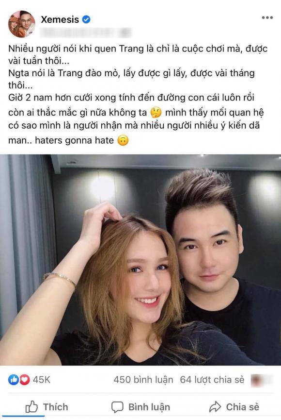 Streamer giàu nhất Việt Nam, Xemesis, Xoài Non