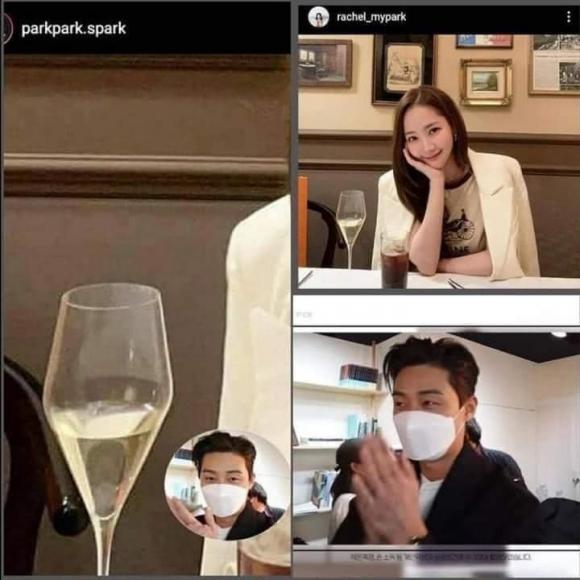 park min young, park seo joon, thư ký kim sao thế, sao hàn