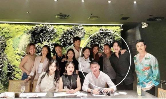 Hà Tăng, bố chồng, chồng, em chồng, sao Việt
