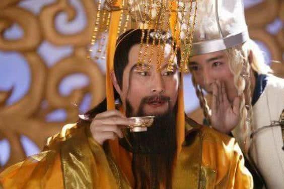 Vương Vệ Quốc, Ngọc Hoàng, Tây Du Ký