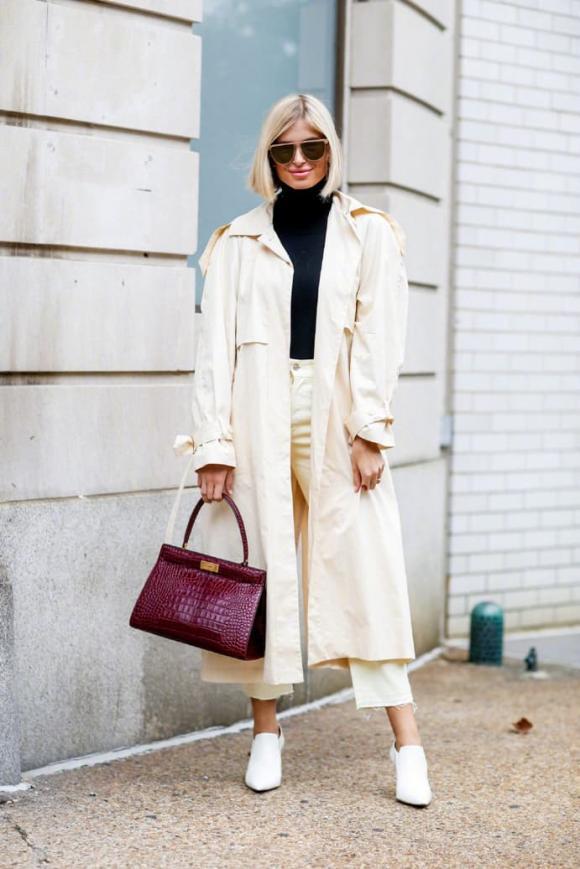 thời trang, thời trang trung niên, tuổi trung niên mặc màu gì