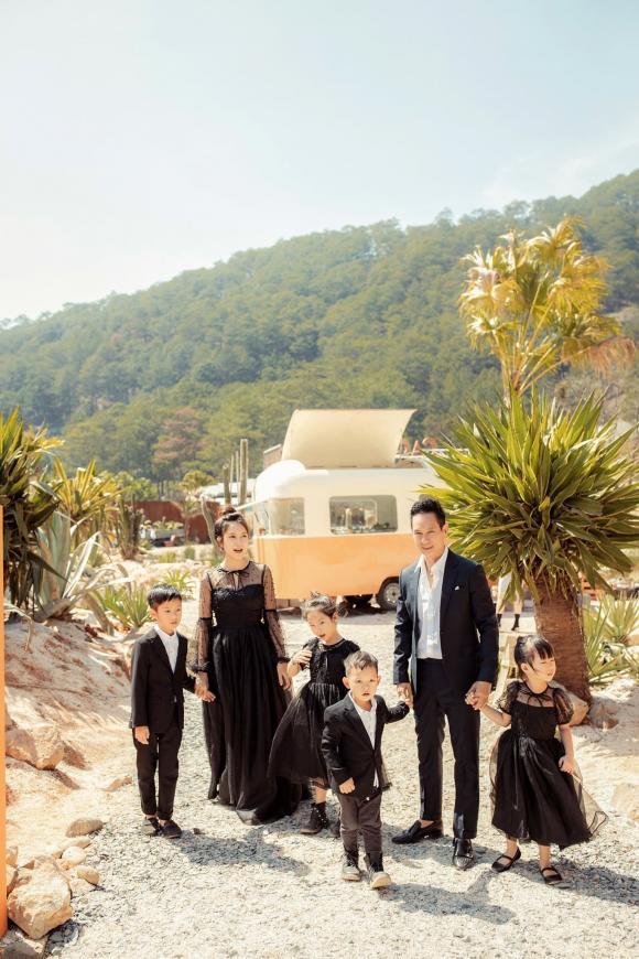 Lý Hải, gia đình Lý Hải, bộ ảnh sao việt