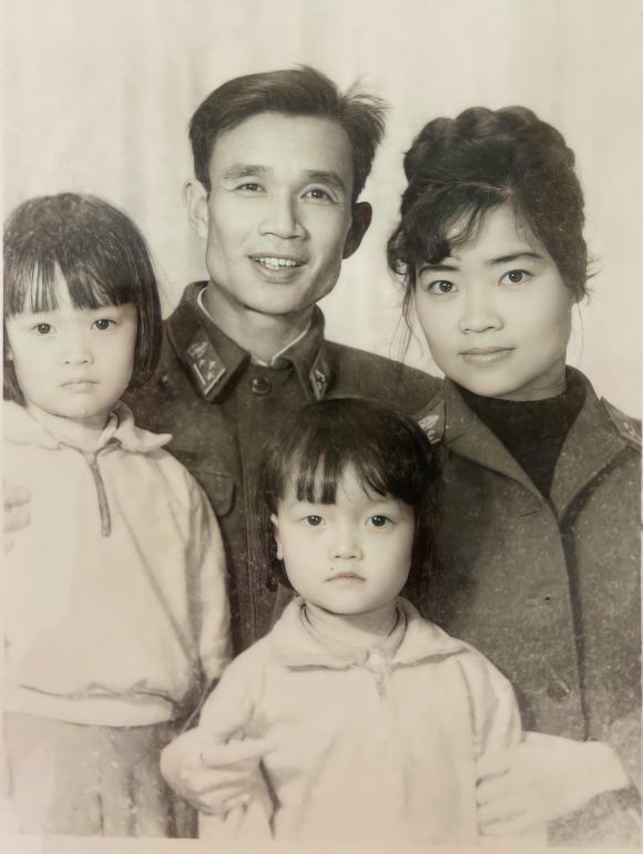 Vân Dung, chị gái Vân Dung, sao Việt