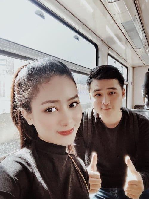 Dương Hoàng Yến, Nữ ca sĩ, Chia tay, bạn trai,