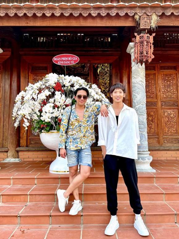 danh hài Trấn Thành, danh hài Hoài Linh, sao Việt