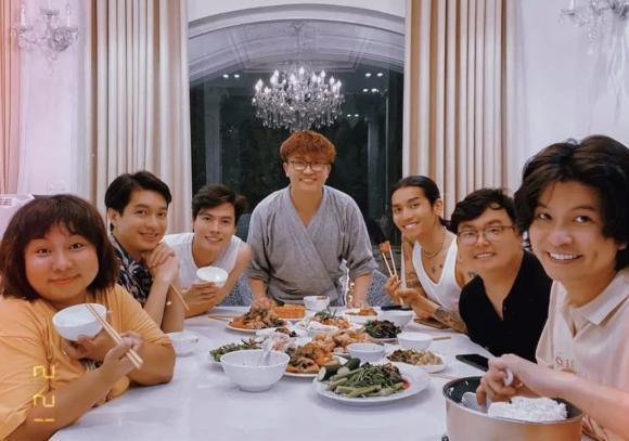 MC Đại Nghĩa, diễn viên BB Trần, diễn viên Võ Tấn Phát, sao Việt
