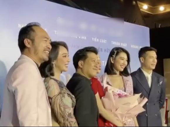diễn viên Trương Thế Vinh, diễn viên Thuý Ngân, sao Việt