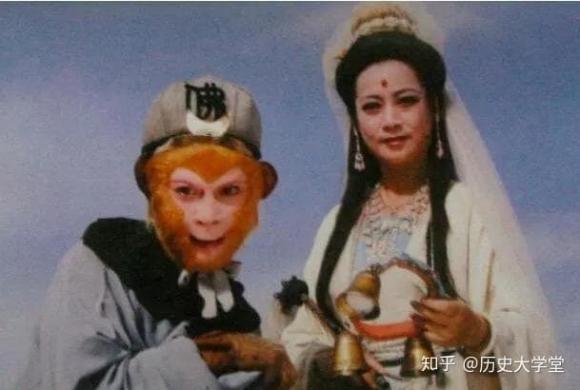 Tôn Ngộ Không,Quan Âm Bồ Tát,Tây Du Ký,phim Hoa ngữ