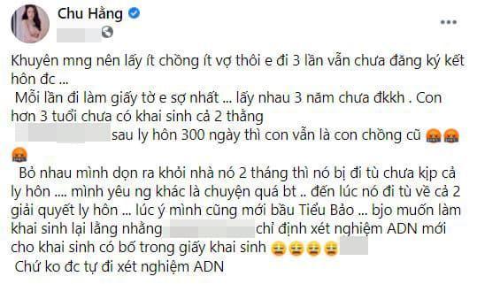 Âu Hà My, hot girl Chu Hằng, thanh niên
