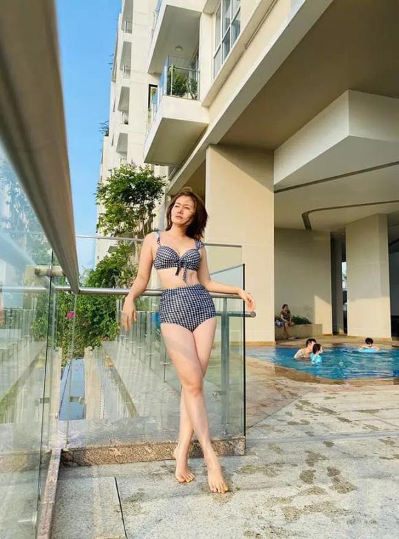 Diễn viên ngọc lan,ngọc lan diện bikini,sao việt