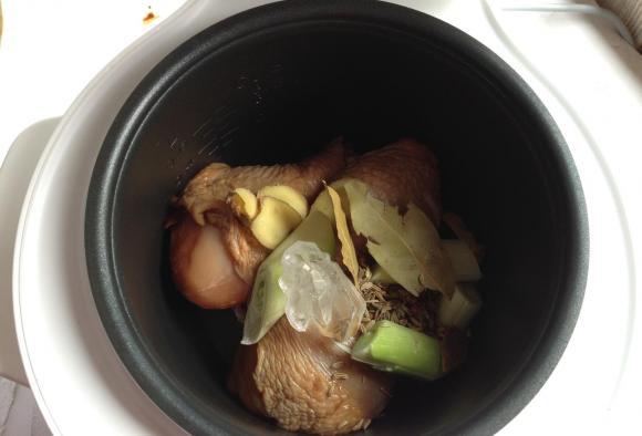 món ngon mỗi ngày, ẩm thực gia đình, cách hầm chân gà bằng nồi cơm điện