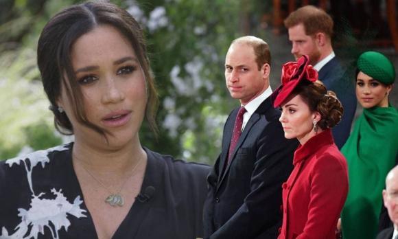 meghan markle, hoàng tử harry, tham vọng, hoàng gia anh